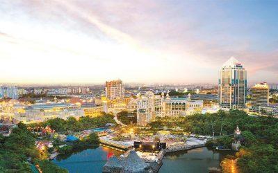 Living in Bandar Sunway