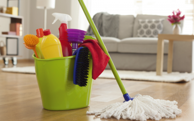 Guide to Clean and Disinfect Your House Properly