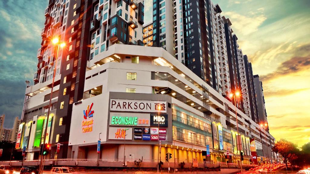 Wangsa Walk Mall