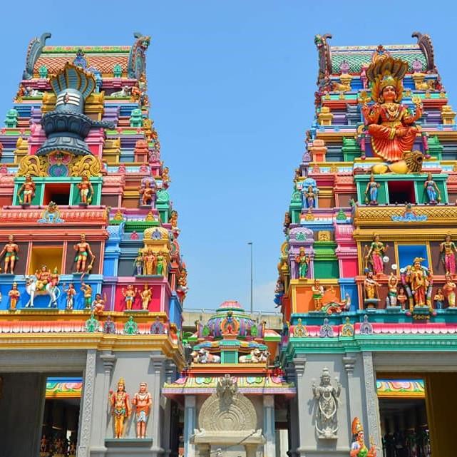 Sri Sakthi Nageswari Amman Alayam temple