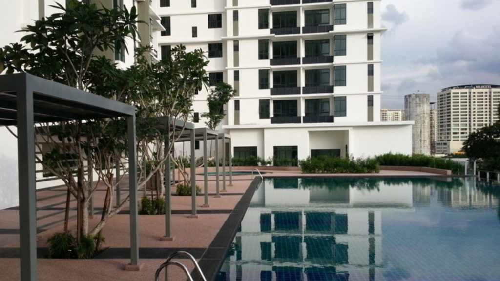 Amaya Maluri Service Apartment