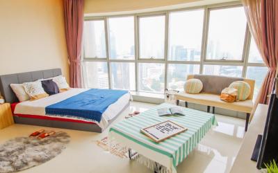 Utopia x Rumah-i Stunning, Affordable Rooms Near LRT in Kuala Lumpur? Utopia Has Everything You Need