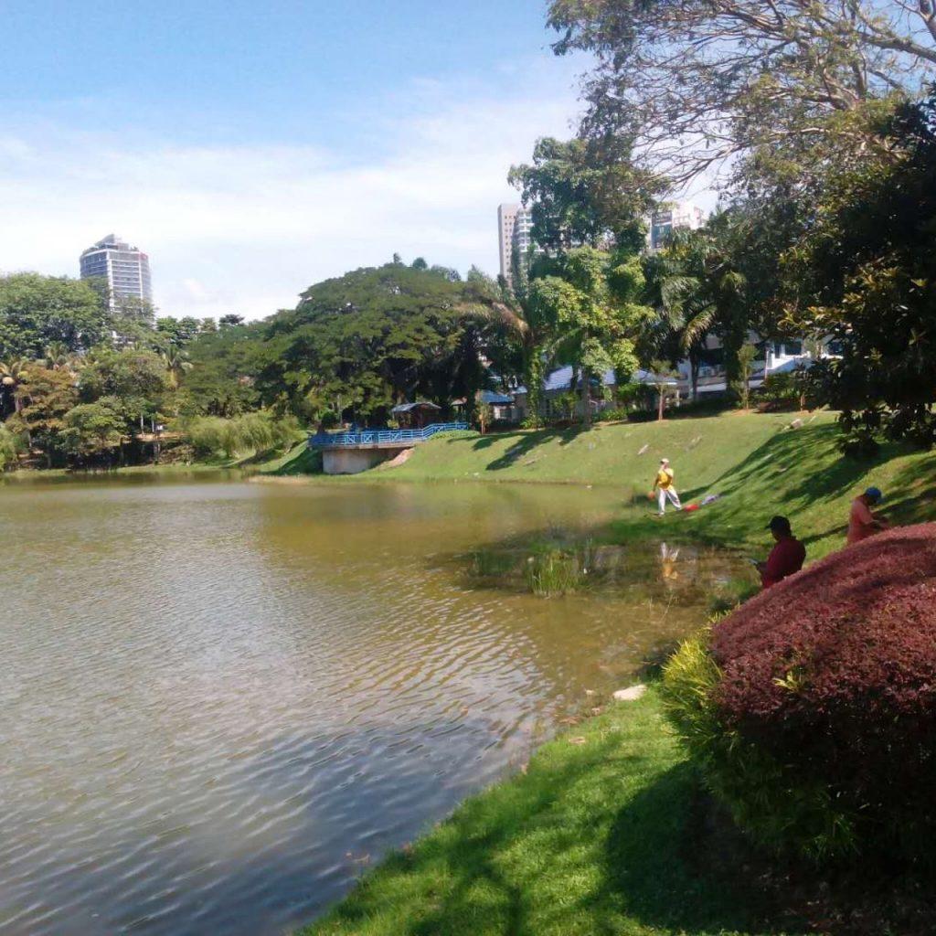 Kelana Jaya Lake Park