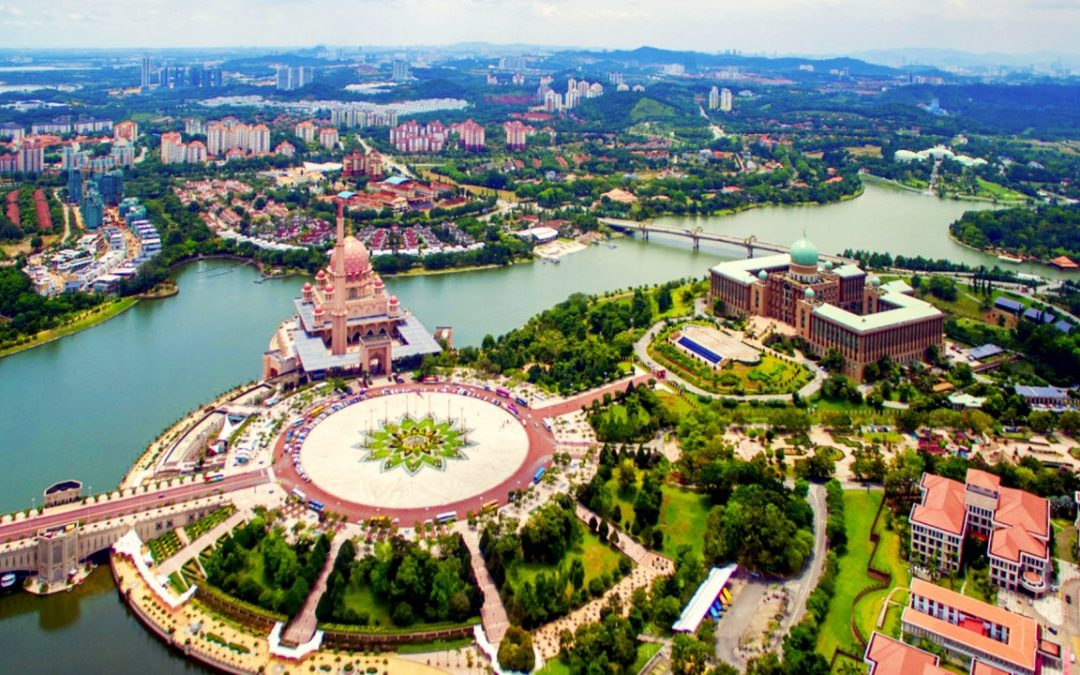 Life in Putrajaya: A City with Magnificent Architecture & Greenery