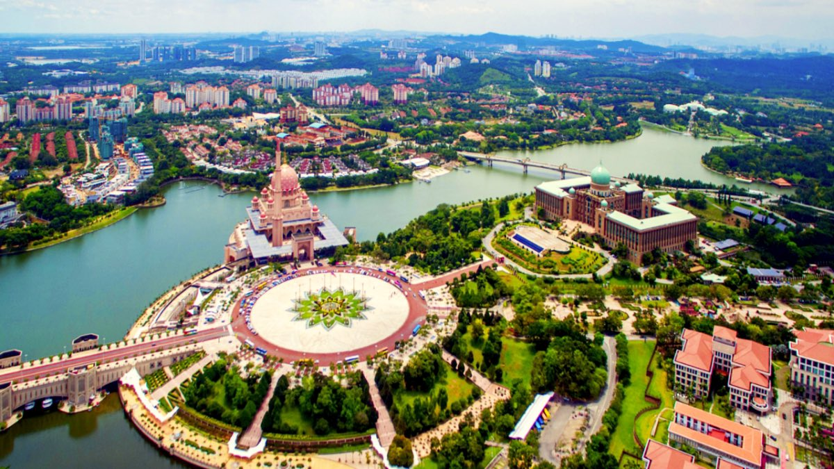 Life in Putrajaya - A City with Magnificent Architecture & Greenery