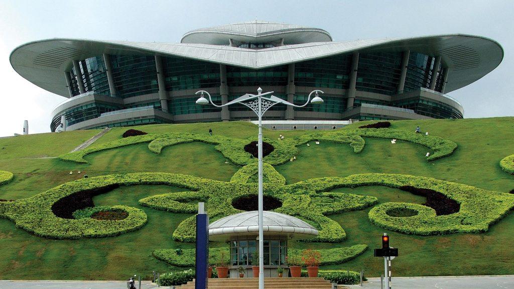 Putrajaya is a Green City