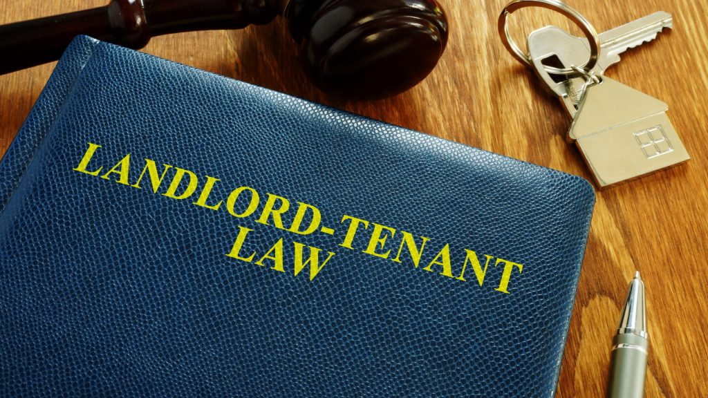 What are the relevant laws related to tenancy